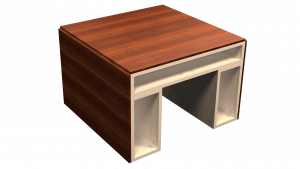 Coffee Table Medium 01D