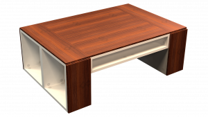 Coffee Table Medium 03D