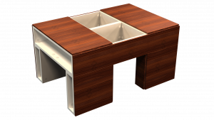 Coffee Table Medium 09C