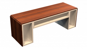 Coffee Table Small 03D