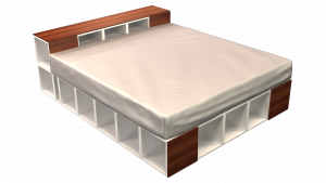 King Bed 02D1