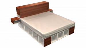 King Bed 02G