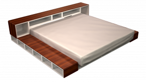 King Bed 03A1