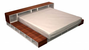 King Bed 03A2