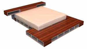 King Bed 03C