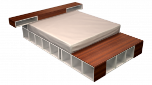 King Bed 09A