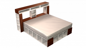 King Bed 10B