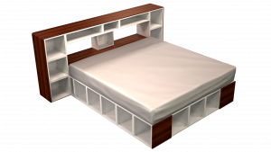 King Bed 10C