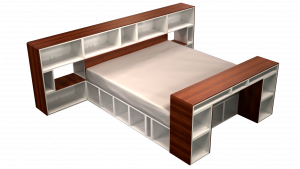 King Bed 11B