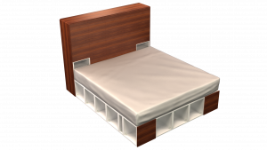 King Bed 12B