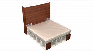 King Bed 12C