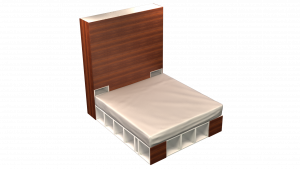 King Bed 12D