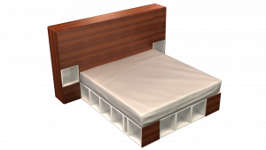 King Bed 13B