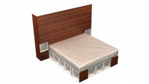 King Bed 13C