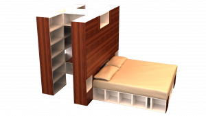 King Bed 15B