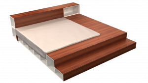 King Bed 16A