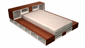 Twin Bed 03A1