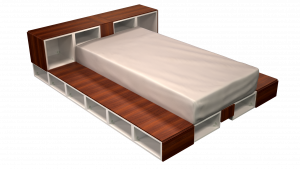 Twin Bed 03A2