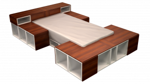 Twin Bed 06B
