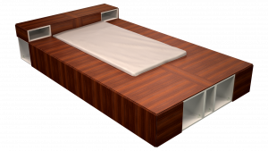 Twin Bed 07D