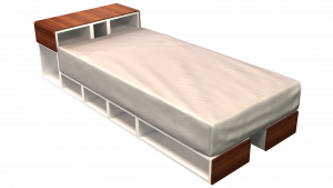 Twin Bed 08A