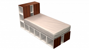 Twin Bed 10A