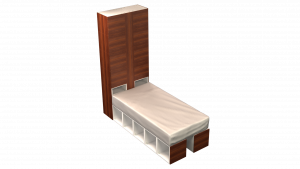 Twin Bed 12D