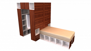 Twin Bed 15B